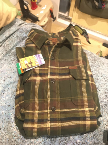 orvis heavyweight flannel