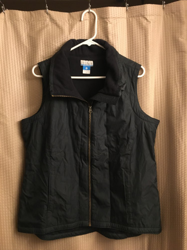 Women's Columbia fleece Vest