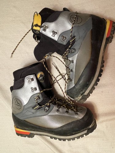 Mountaineering Boots size 47