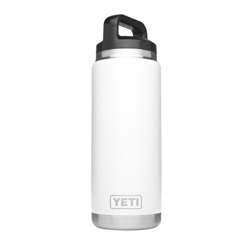 YETI RAMBLER 26 OZ. WATER BOTTLE WHITE