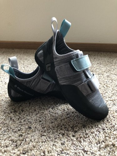 Women's Black Diamond Momentum Rock Climbing Shoes