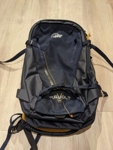 Lowe Alpine Revolt 25L Ski Touring Pack - Like New, used once