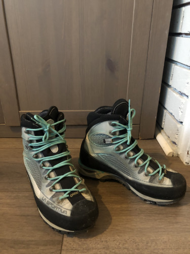 La Sportiva Trango Tower GTX Women's Mountaineering Boots sz. 37
