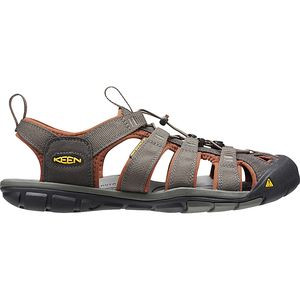 Clearwater CNX Sandal - Men's Raven/Tortoise Shell, 9.0 - Excellent