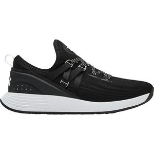 Breathe Trainer Shoe - Women's Black/White/White, 7.5 - Excellent