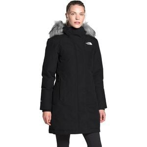 Arctic Down Parka - Women's TNF Black, S - Excellent