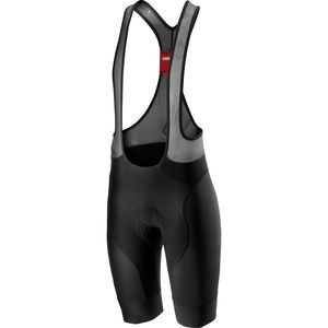 Free Aero Race 4 Bib Short - Men's Black, L - Good