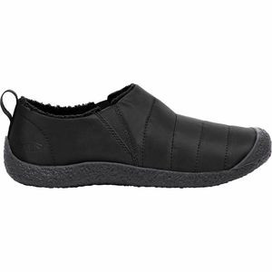 Howser II Slipper - Women's Monochrome Black, 8.5 - Good