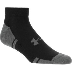 Resistor 3.0 Lo Cut Sock - 6-Pack - Women's Black/Graphite, 9.0-11.0 - Excellent
