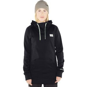 Parker Pullover Tech Hoodie - Women's Black, M - Excellent