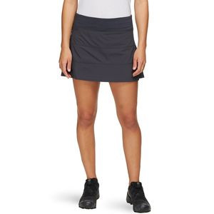 Seamed Tech Skort - Women's Smoke Gray, L - Excellent