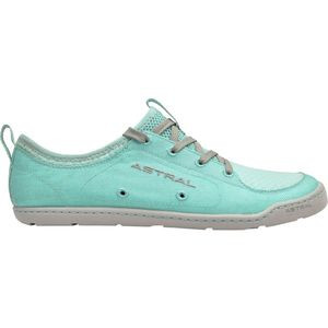 Loyak Water Shoe - Women's Turquoise/Gray, 8.0 - Good