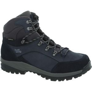 Banks SF Extra Lady GTX Backpacking Boot - Women's Navy/Asphalt, US 9.5/UK 7.0 - Good