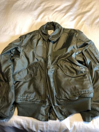 Military Flyers summer jacket
