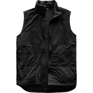 Mountain Sweatshirt Vest - Men's Tnf Black, S - Excellent