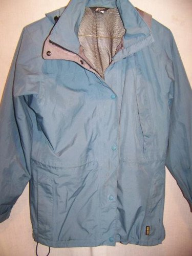 MEC Goretex Waterproof Rain Jacket, Women's Small