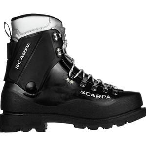 Inverno Mountaineering Boot Black, UK 12.0 - Like New