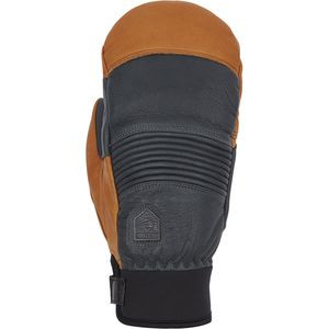 Freeride CZone Mitten Gunmetal/Tan, 6 - Excellent