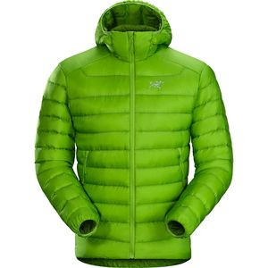 Cerium LT Hooded Down Jacket - Men's Utopia, L - Excellent