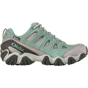 Sawtooth II Low B-Dry Hiking Shoe - Women's Mineral Blue, 9.0 - Good