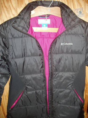 Columbia Light Womens Small