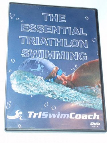The Essential Triathalon Swimming DVD Instructional Swim Coach