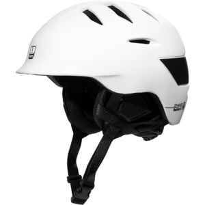 Rollins MIPS E2 Helmet with Crankfit Matte White, S - Good