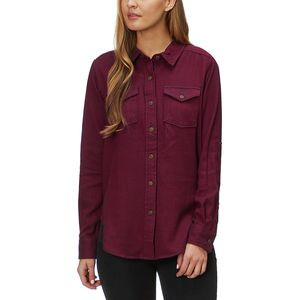 Hadley Shirt - Women's Port, S - Good