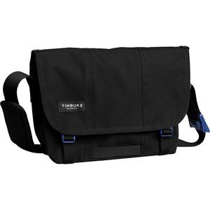 Flight Classic Messenger Bag Jet Black/Blue Wish, XS - Good