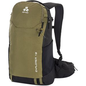 Explorer 18L Backpack Khaki, One Size - Excellent