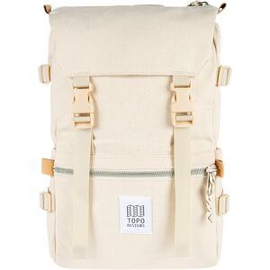 Rover 20L Backpack Natural Canvas, One Size - Like New