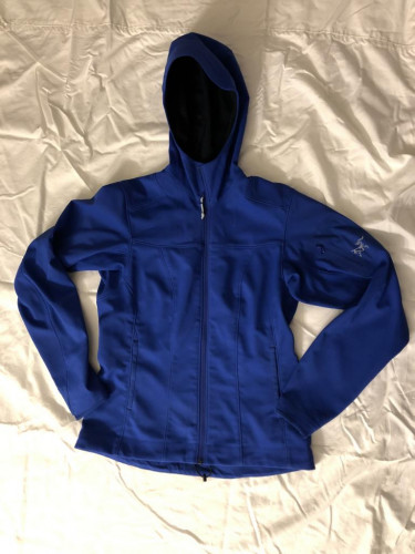 Arc'teryx Gamma LT Hoody, Womens Small, Like New