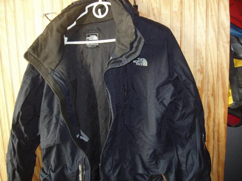 The North Face Mens Large Hyvent Avalanche rescue system Parka