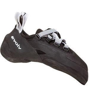 Phantom Climbing Shoe Black/White, 12.0 - Good