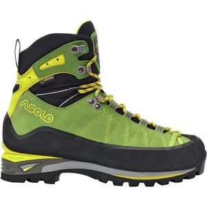 Elbrus GV Mountaineering Boot - Women's Lime/Mimosa, 8.5 - Excellent