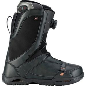 Sapera Heat Snowboard Boot - Women's Black, 8.5 - Fair