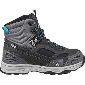 Breeze AT Ultradry Hiking Boot - Kids' Magnet/Baltic, 4.0 - Good
