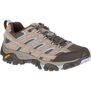 Moab 2 Vent Hiking Shoe - Women's Brindle, 6.5 - Good