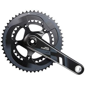 Force 22 GXP Crankset One Color, 170mm 50/34T - Excellent