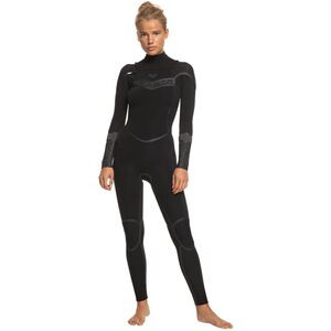 3/2 Syncro+ FZ Front Zip Wetsuit - Women's Black/Black, 8 - Like New