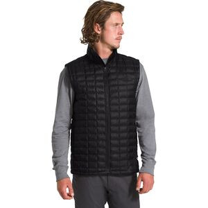 Thermoball Eco Vest - Men's Tnf Black Matte, XXL - Excellent