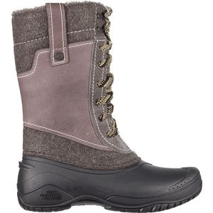 Shellista III Mid Boot - Women's Stingray/Dark Gull Grey, 10.0 - Good