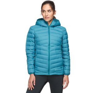 Silver Fork 750 Hooded Jacket - Women's Colonial Blue/Colonial Blue, M - Fair