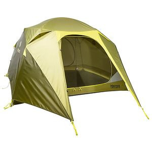 Limestone Tent: 4-Person 3-Season Green Shadow/Moss, One Size - Excellent