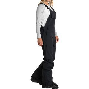 Cassie Overall Pant - Women's Black, S - Excellent