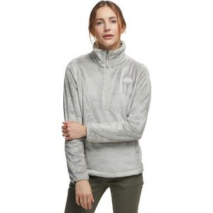 Osito 1/4-Zip Fleece Pullover - Women's Dove Grey, XXL - Excellent