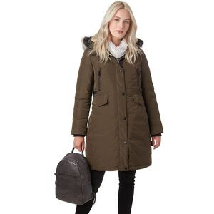 Insulated Parka - Women's Deep Olive, M - Good