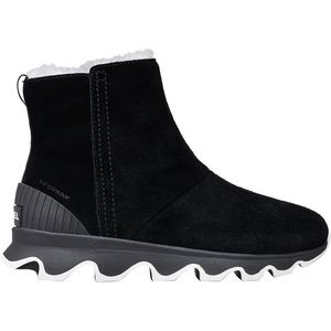 Kinetic Short Boot - Women's Black/Sea Salt, 9.0 - Good