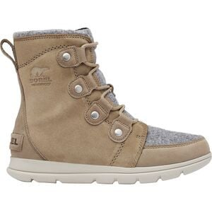 Explorer Joan Boot - Women's Khaki II, 7.5 - Good