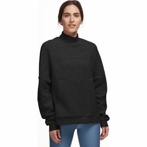 Segment Pullover Sweatshirt - Women's Black, S - Excellent